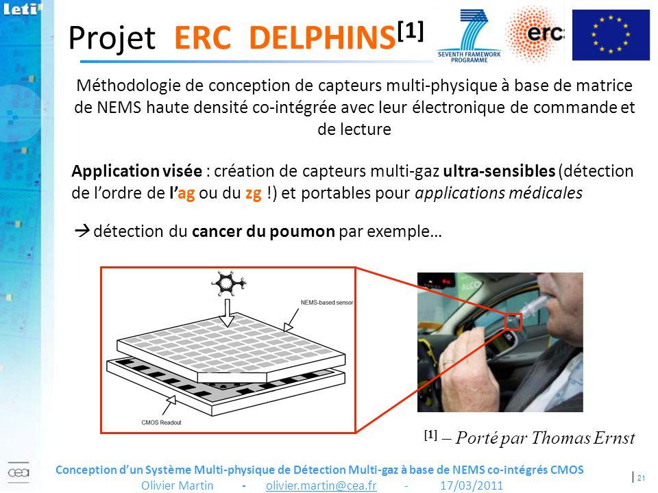 Projet ERC DELPHINS[1]